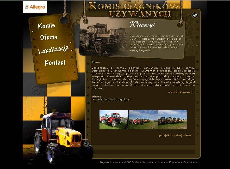importer-ciagnikow.pl