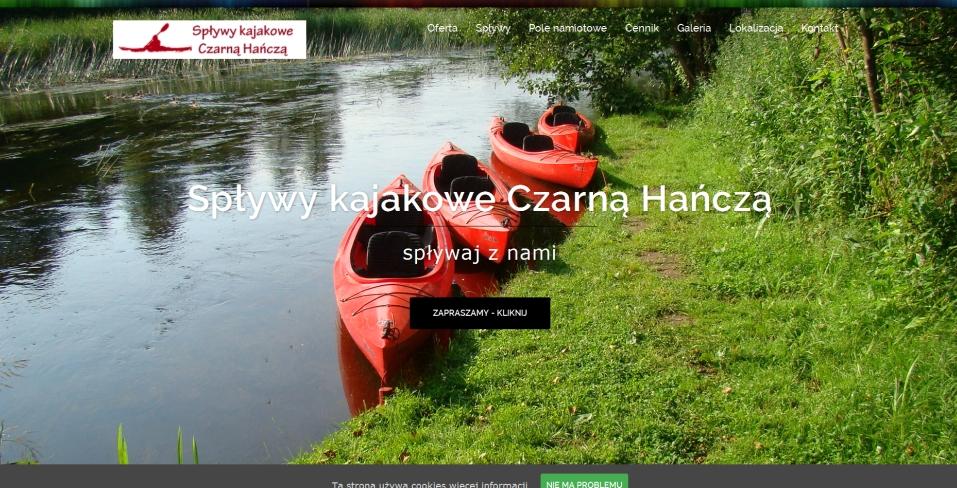 kajaki-czarna-hancza.pl