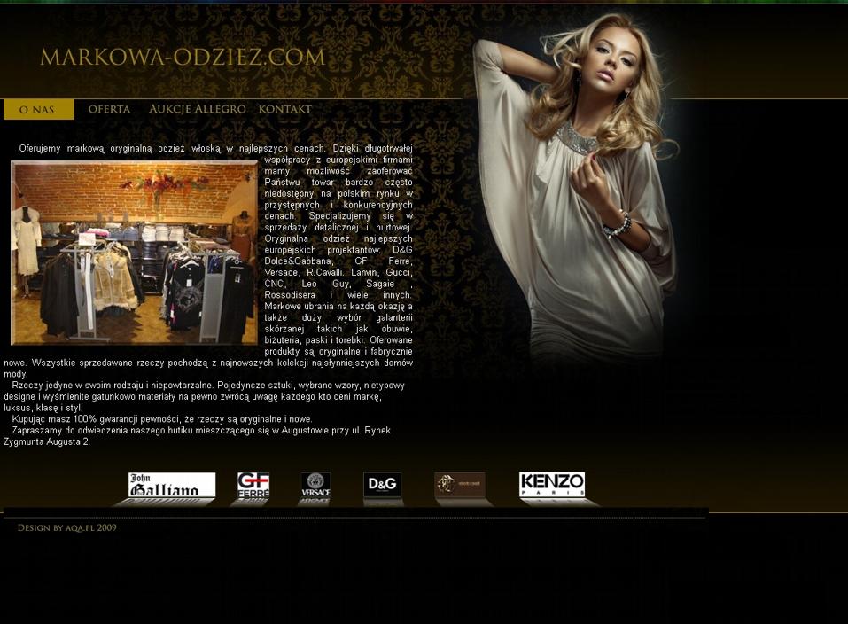 markowa-odziez.com