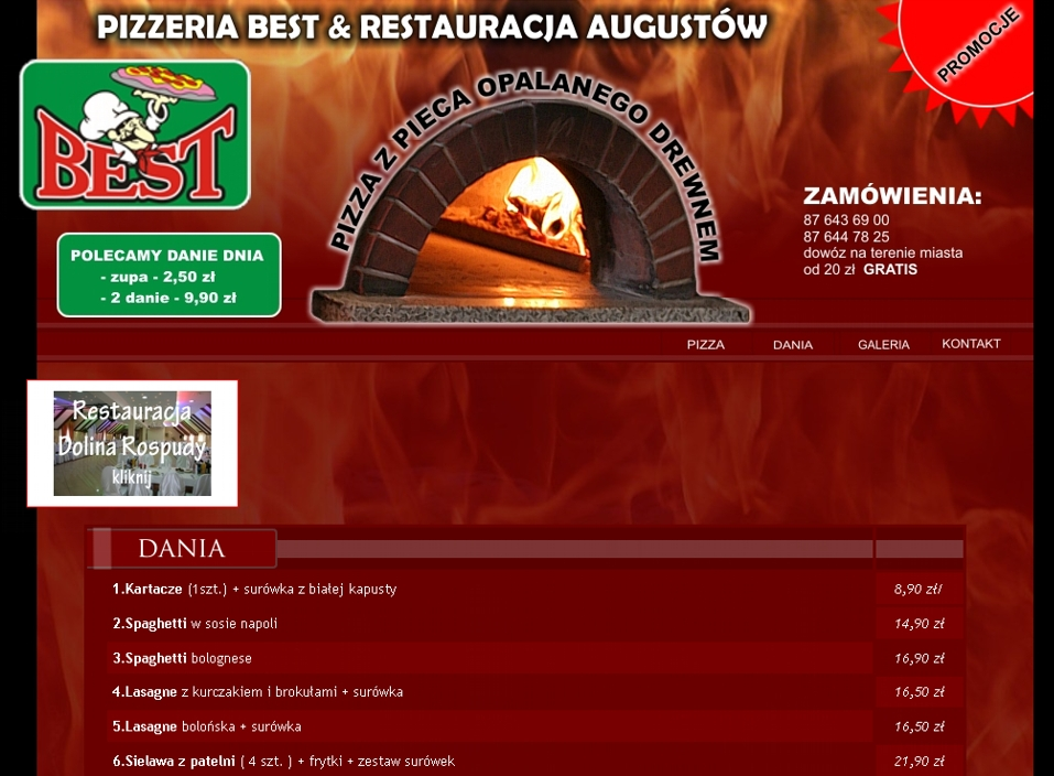 pizzeriabest.augustow.pl